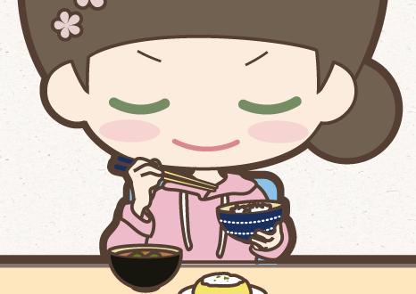 【食事】日本の食事のマナーは?