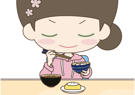 1.日本の食事のマナーは?