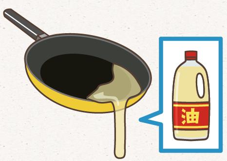 【ゴミ捨て】油(Oil)ってどうやって捨てるの?