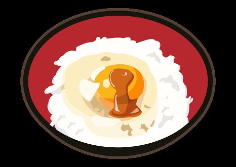 【食事】日本人のソウルフード、卵かけご飯!