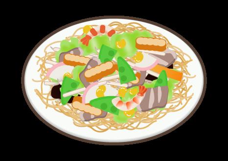 【食事】皿うどんとは?