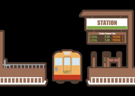 【乗り物】電車にのる時のマナーは?
