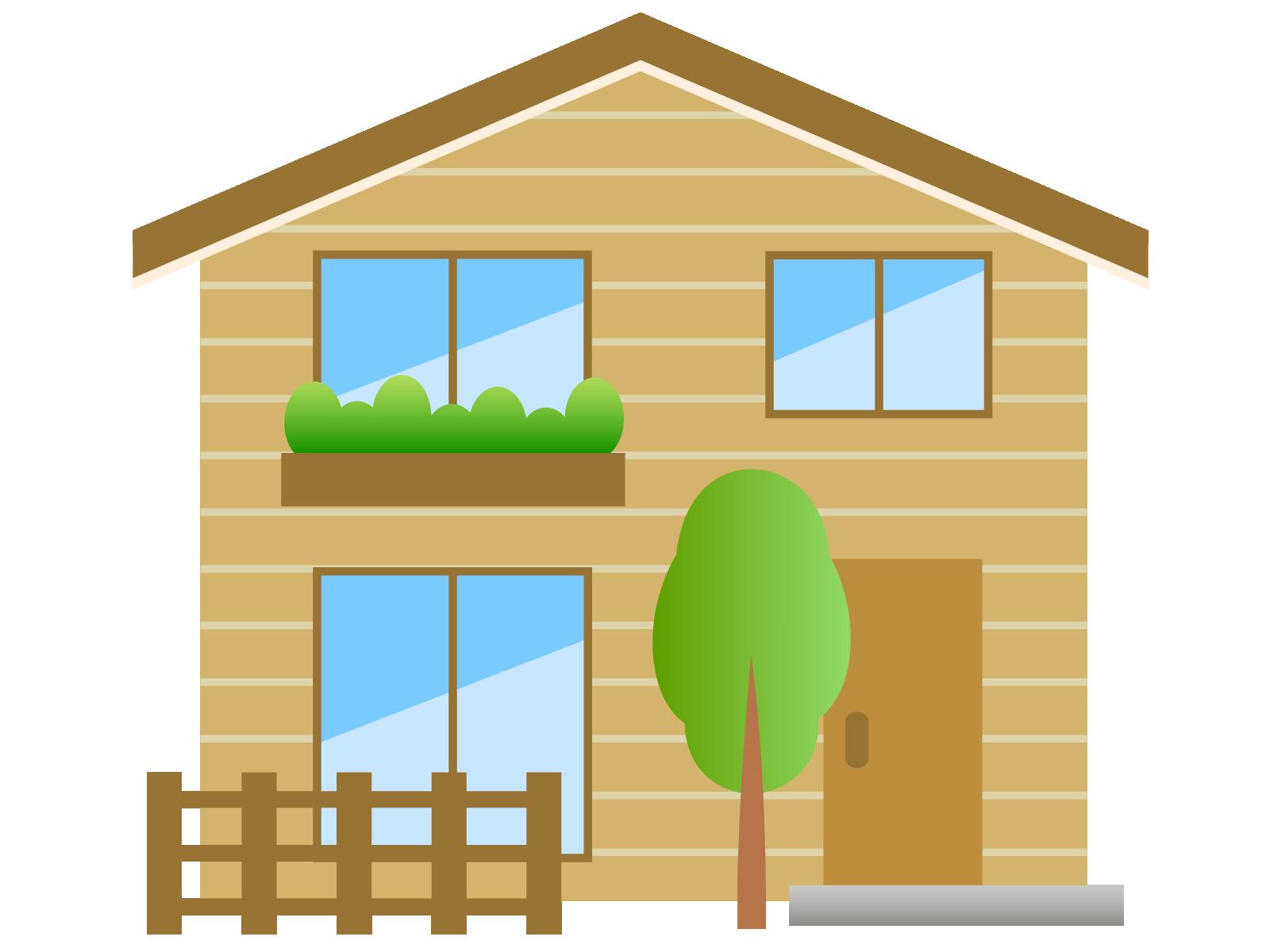 【住宅】日本の家の種類①-木造建物