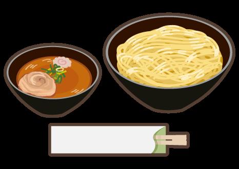 【食事】つけ麺とは?