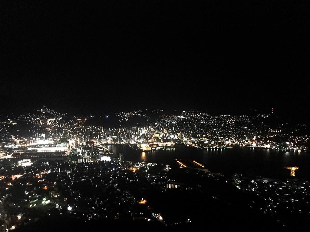 1000万ドルの夜景:稲佐山