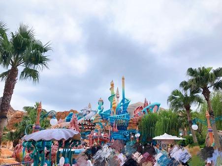 東京のディズニーシー (Tokyo DisneySea)